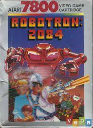 Usado Jogo Atari 7800 Robotron: 2084 | Na Caixa - Atari