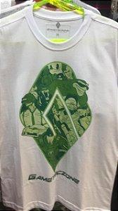 Camiseta Gameteczone Xbox Branca G