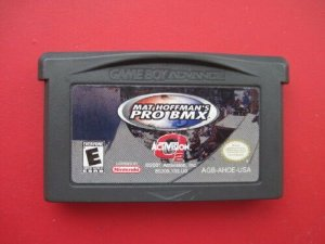 Usado Jogo Game Boy Advance Mat Hoffman's Pro BMX | Somente o Jogo - Activision