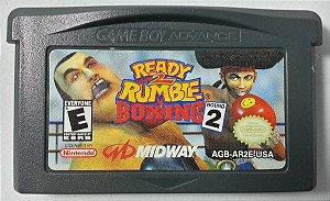 Usado Jogo Game Boy Advance Ready 2 Rumble Boxing 2 | Somente o Jogo - Midway