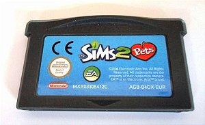 Usado Jogo Game Boy Advance The Sims 2 Pets | Somente o Jogo - Nintendo