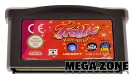 Usado Jogo Game Boy Advance Trollz: Hair Affair! s/ Caixa