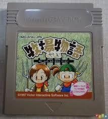 Usado Jogo Game Boy Bokujou Monogatari GB | Japonês - Nintendo