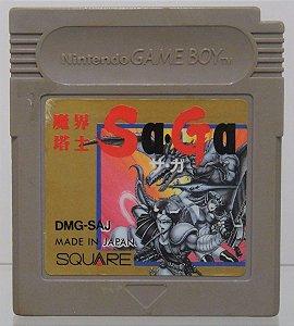 Usado Jogo Game Boy Makai Toushi Sa-Ga DMG-SAJ | Japonês - Square