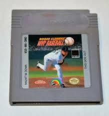 Usado Jogo Game Boy MVP Baseball | Somente o Jogo - Acclaim