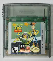 Usado Jogo Game Boy Toy Story 2