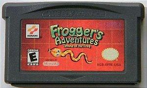 Usado Jogo Nintendo Game Boy Advance Frogger's Adventures Temple Of The Frog | Somente o Jogo - Konami