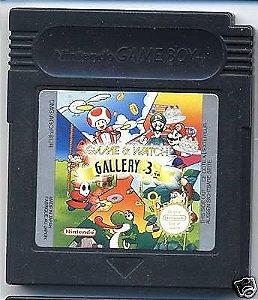 Jogo Nintendo Game Boy Color Game & Watch Gallery 3 - Nintendo