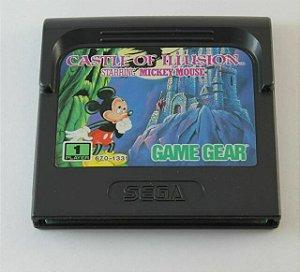 Usado Jogo Game Gear Castle of Ilusion - TecToy