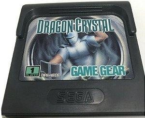 Usado Jogo Game Gear Dragon Crystal - Sega