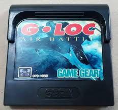 Usado Jogo Game Gear G-Loc Air Battle | Somente o Jogo - Sega