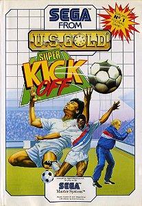 Usado Jogo Master System Super Kick Off | Na Caixa - Tec Toy
