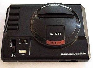 Console Mega Drive 2 Tec Toy c/Fonte + Controle
