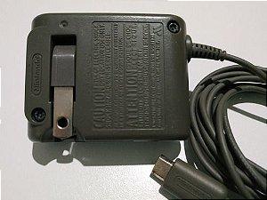 Usado Fonte para Nintendo DS Lite 110V Carregador de Bateria - Nintendo