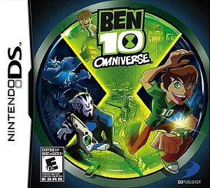 Usado Jogo Nintendo DS Ben 10 Omniverse - D3 Publisher