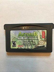 Usado Jogo GameBoy Advance  Arthur And The Invisibles The Game | Somente o Jogo - Atari