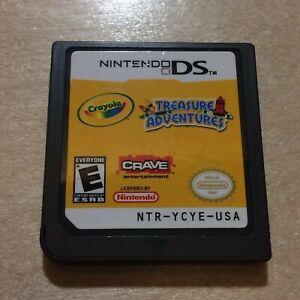 Usado Jogo Nintendo DS Crayola Treasure Adventures - Nintendo