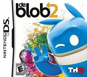 Usado Jogo Nintendo DS De Blob 2 - THQ