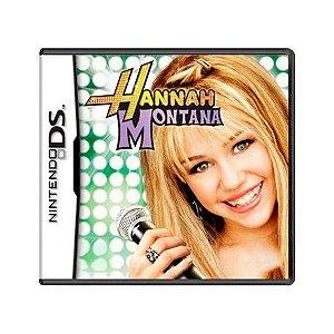 Jogo Nintendo DS Disney Hannah Montana - Nintendo