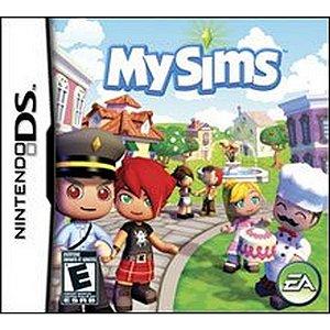 Usado Jogo Nintendo DS My Sims - Nintendo