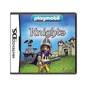 Usado Jogo Nintendo DS Playmobil Knights - Nintendo