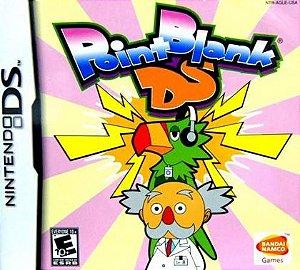 Usado Jogo Nintendo DS Point Blank DS - Bandai Namco Games