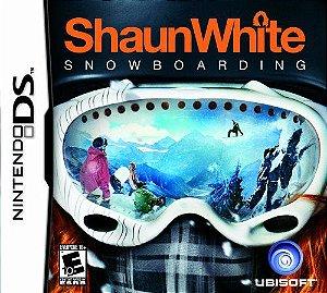 Usado Jogo Nintendo DS Shaun White Snowboarding - Ubisoft