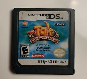 Jogo Nintendo DS Tak: The Great Juju Challenge | Somente Jogo - THQ