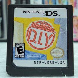 Usado Jogo Nintendo DS Wario Ware D.I.Y | Somente o Jogo - Nintendo
