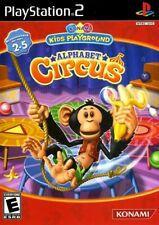 Usado Jogo PS2 Alphabet Circus - Konami