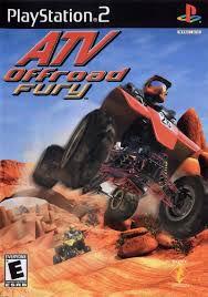 Usado Jogo PS2 ATV Offroad Fury - Sony