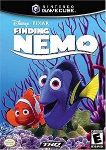 Jogo Nintendo Game Cube Disney Finding Nemo - THQ