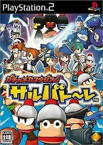 Usado Jogo PS2 Gacha Mecha Stadium Saru Battle SCPS 15072 | Japonês - Sega