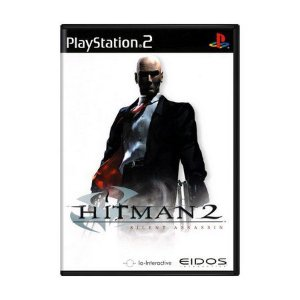 Usado Jogo PS2 Hitman 2 Silent Assassin | Europeu - Eidos
