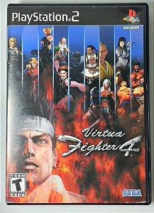 Usado Jogo PS2 Virtua Fighter 4 SLPM-62130 | Japonês - Sega
