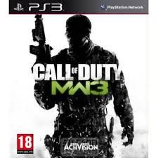 Usado Jogo Ps3 Call of Duty Modern Warfare 3 MW3 - Activision