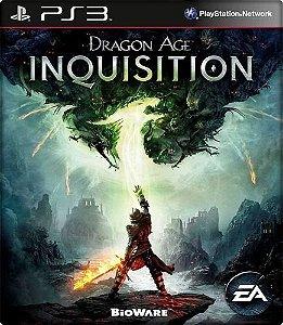 Jogo PS3 Dragon Age: Inquisition | Japonês - Electronic Arts