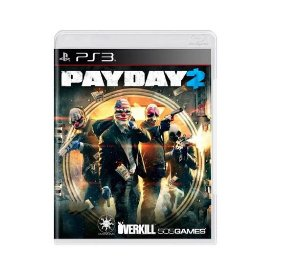 Jogo PS3 Payday 2 - 505 Games