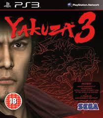 Jogo PS3 Yakuza 3 - Sega