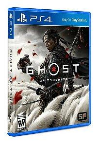 Jogo PS4 Ghost of Tsushima - Sony