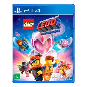 Jogo Playstation 4 PS4 Lego Uma Aventura Lego 2 Videogame - Warner Bros Games