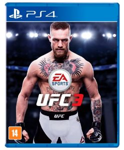 Jogo PS4 UFC 3 Ultimate Fighting Championship - EA Sports