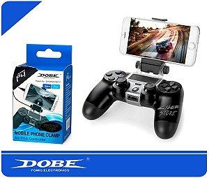 Suporte Adaptador de Celular para Controle PS4 - Dobe