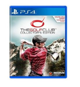 Jogo PS4 The Golf Club Collector's Edition - Maximium Games