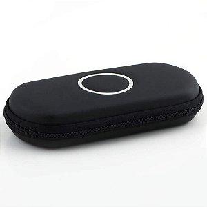 Case Capa Protetora para PSP 2000 3000 Neoprene Anti-Choque - Preto