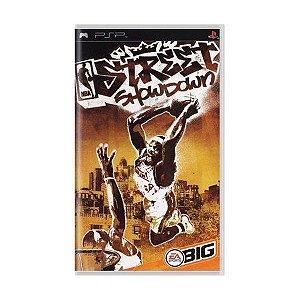 Usado Jogo PSP NBA Street Showdown - EA