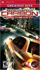 Usado Jogo PSP Need For Speed Carbon Own The City - EA