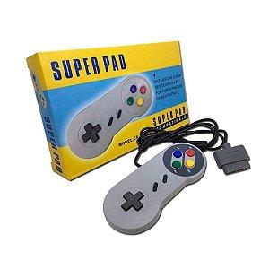 Controle Super Nintendo / Super Nes / Snes Control Padrão