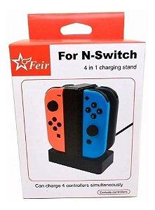 Base carregador Joy Con Nintendo Switch Charging Dock - Importado