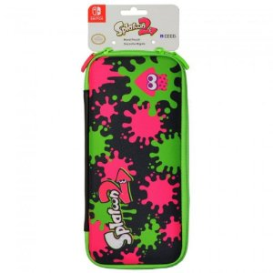 Capa Hard Case proteção Splatoon 2 Nintendo Switch - Hori